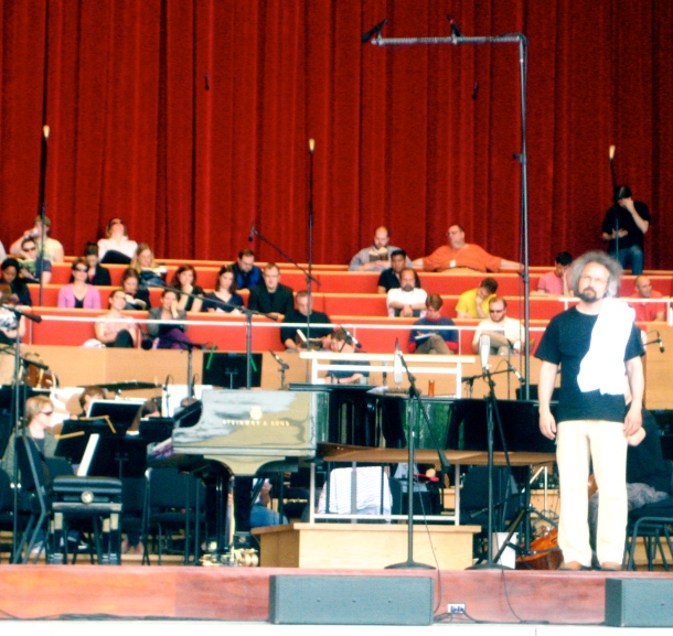Conductor Carlos Kalmar