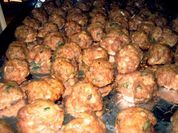 Meta meatballs