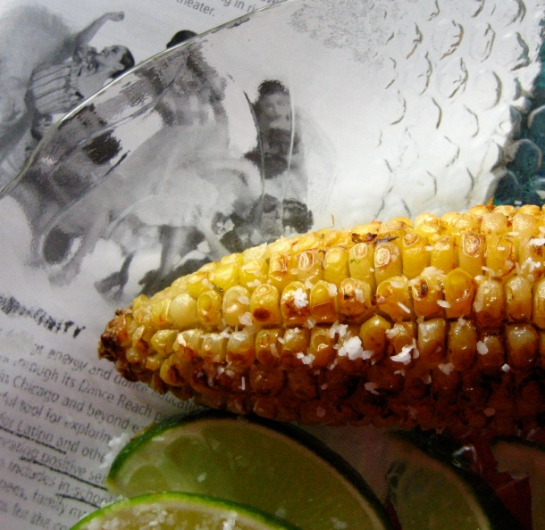 "Luna Negra Dance and ""Cugie's"" Corn"