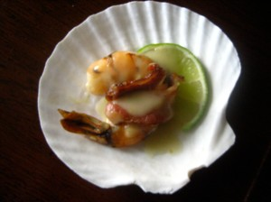 Appetizer Baja Shrimp