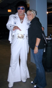 Elvis Gets the Girl. Again