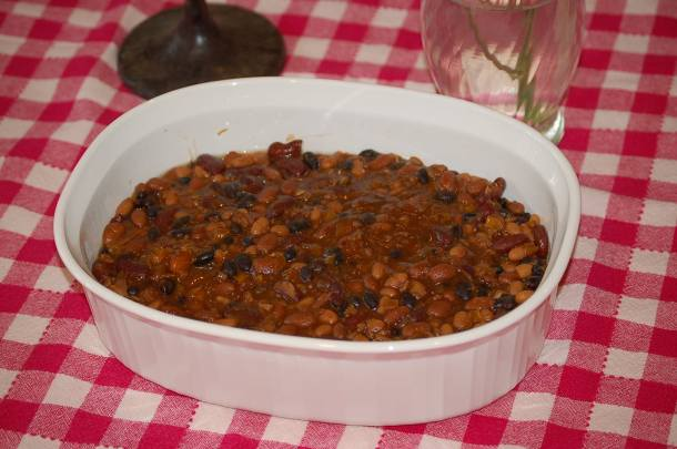 John's Barbeque Baked Beans