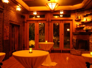 North Pond Restaurant Ready for the Guests