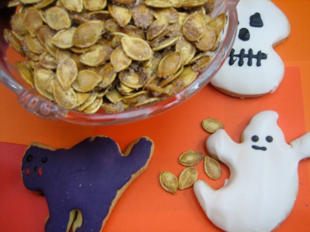 Sugar Spice Pumpkin Seeds