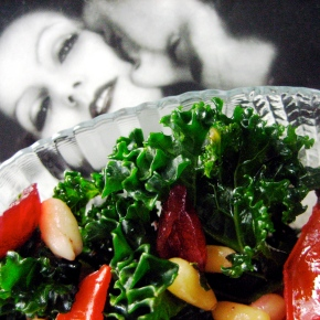 Kale and Kisses