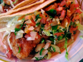 Cinco De Mayo Crispy FishTacos