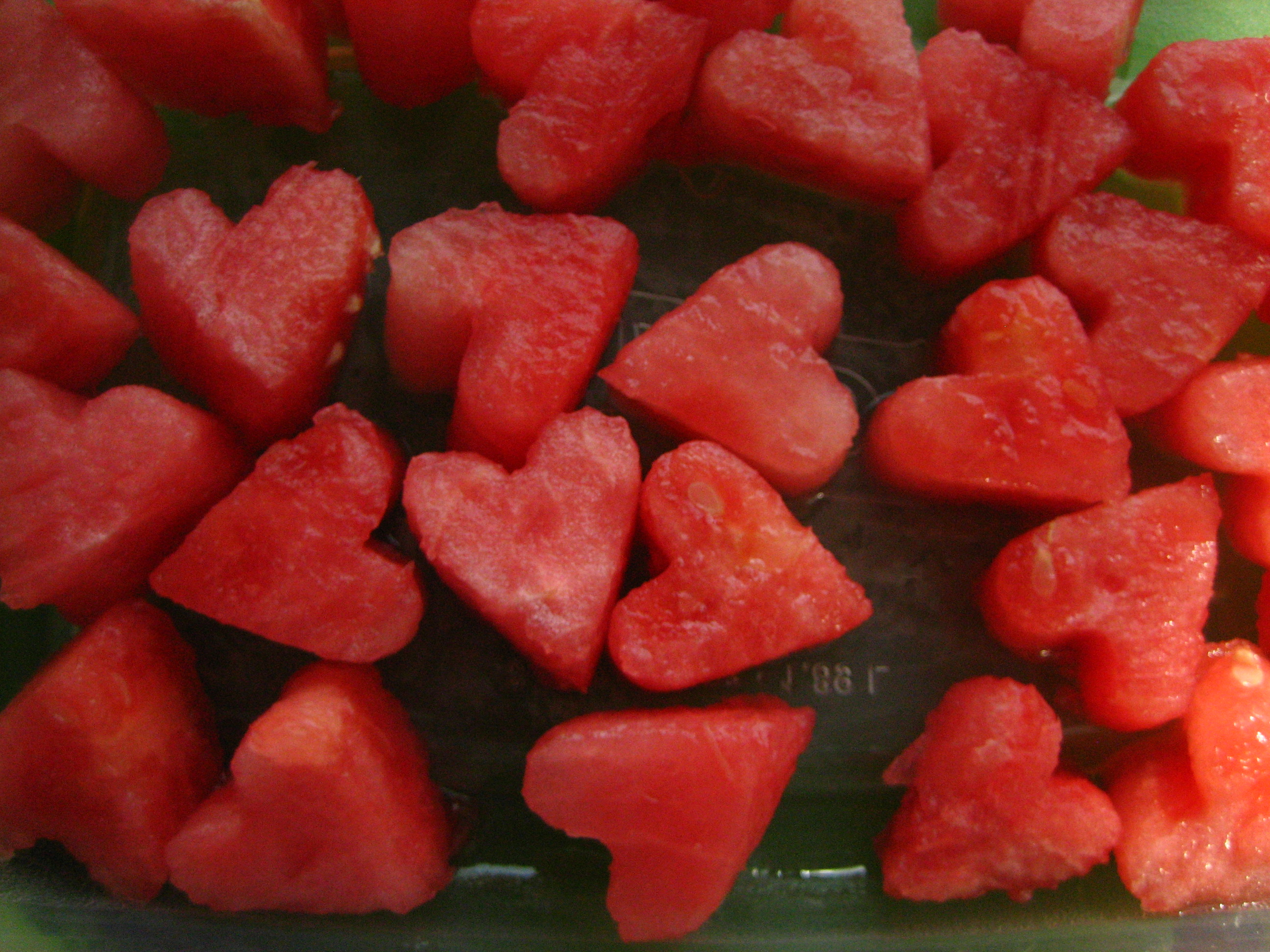 Vanishing Lime Vodka Watermelon Fruit Basket Italian Handful