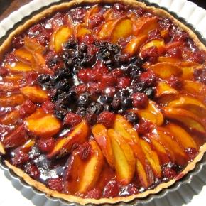 Mandala of Summer FruitTart