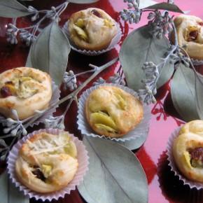 Cranberry Savories… Artichoke. Anchovy. Italian Giardiniera. Parmesan…NOSH.