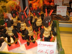 Krampuss Confections In Austria