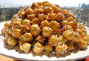 Struffoli Italian Confetti HoneyBalls