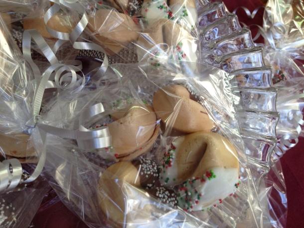 Sweet Fortune Cookies